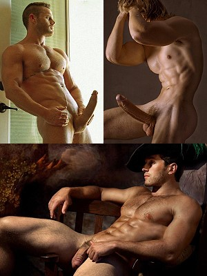 hot guys naked