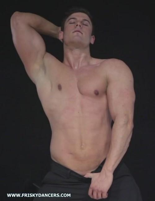 male dancer mark