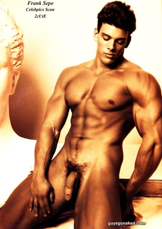 stunning bodybuilder