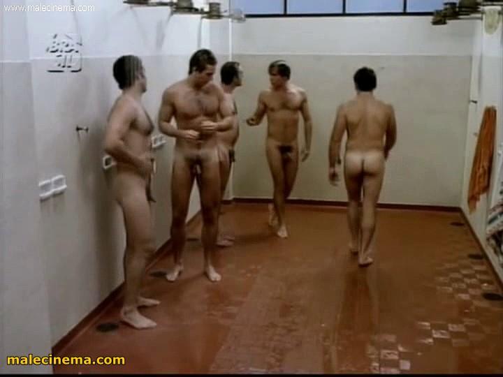 New porn hunks in shower naked
