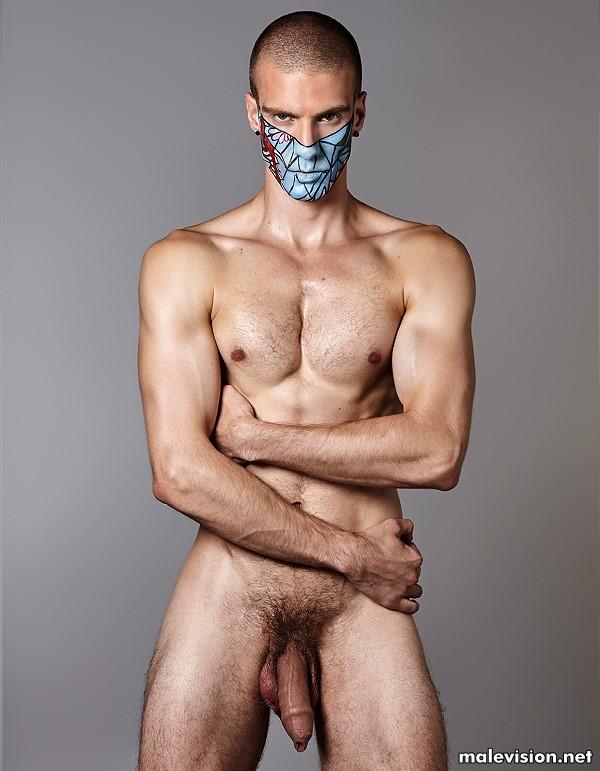 hairy men nude erotica