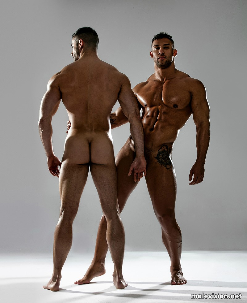 Jonathan Guijarro & Vladimir Ernesto Moran