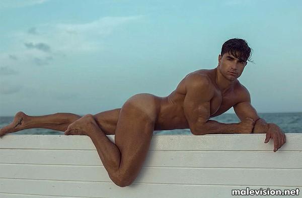 Ivan Garcia Fuente fitness model