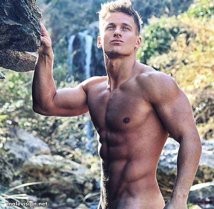 Marcos Lozoya naked