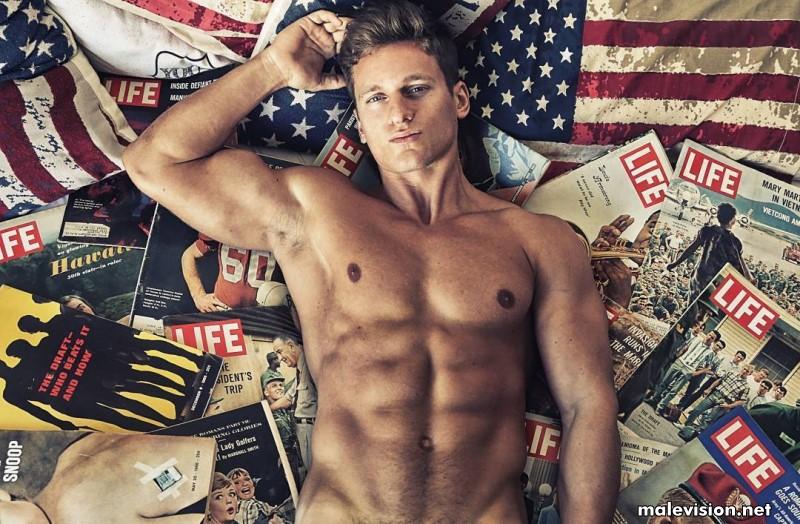 male fitness model Marcos Lozoya