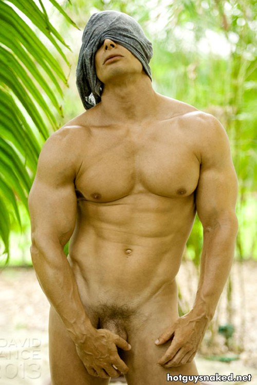 huge dick muscled men