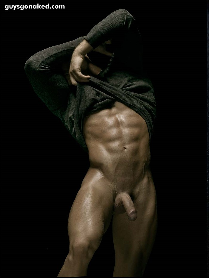 hot men naked david vance