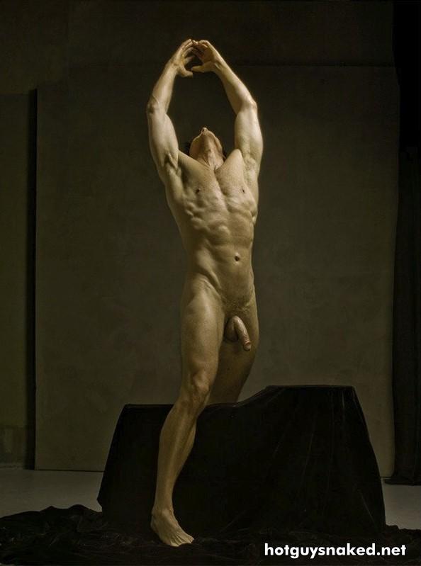 naked beauty david vance