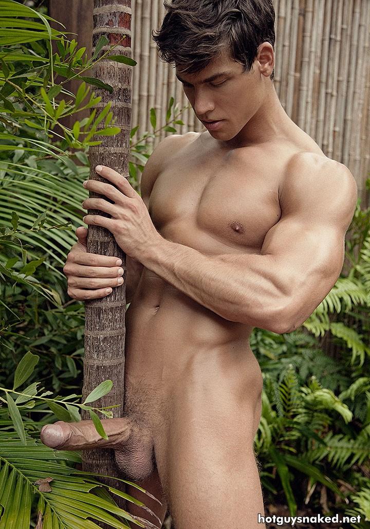 Kris Evans by Dylan Rosser - huge dick
