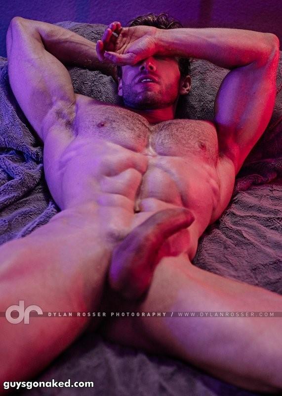 Davide Zongoli erection by Dylan Rosser