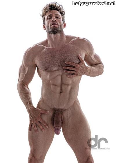 Davide Zongoli naked by Dylan Rosser