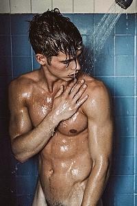 Leif Erik Offerdahl model naked