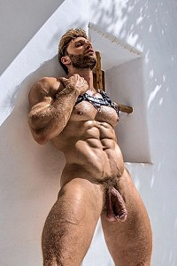 Davide Zongoli naked - big cock