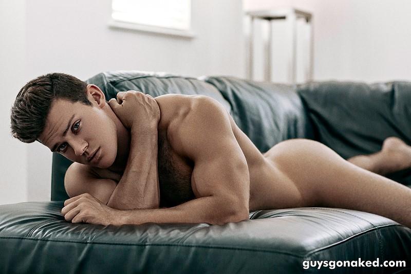Ben Todd model naked