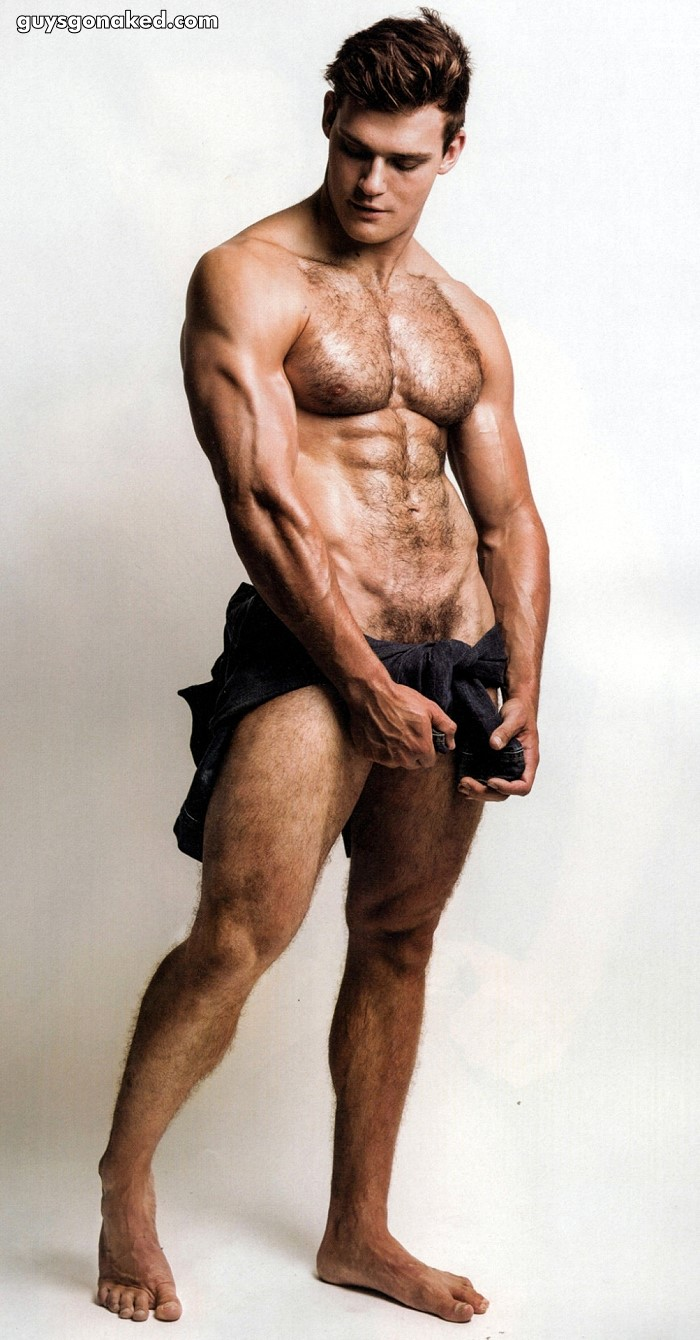 hot naked man Ben Todd