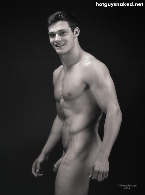 Ben Todd fully naked